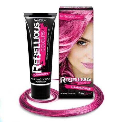 särav roosa juuksevärv