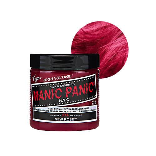roosakas punane juuksevärv