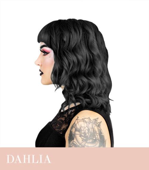 must juuksevärv