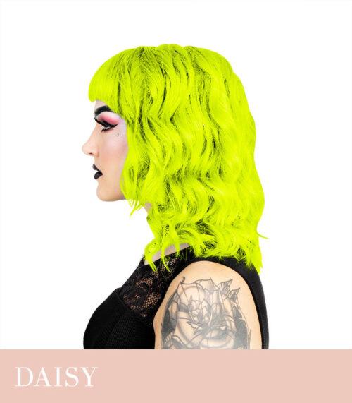 kollane juuksevärv