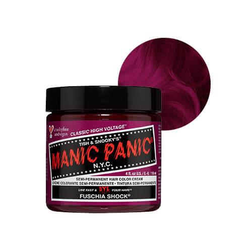 tume roosa juuksevärv