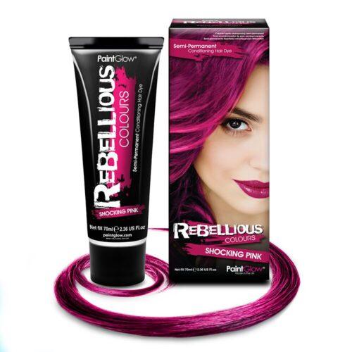 ergas roosa juuksevärv