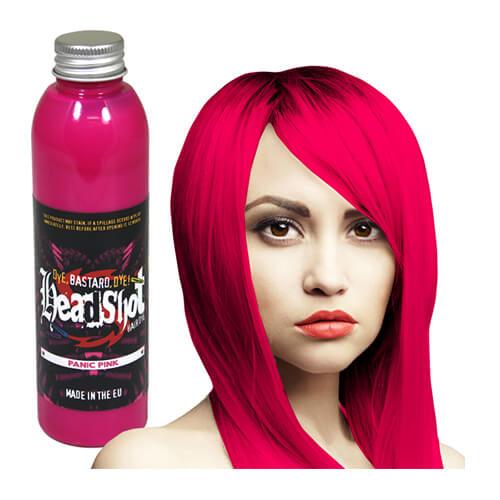 roosa juuksevärv