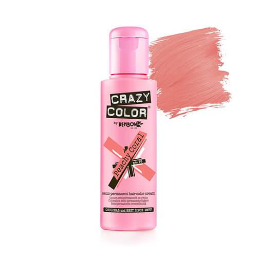 virsiku roosa juuksevärv