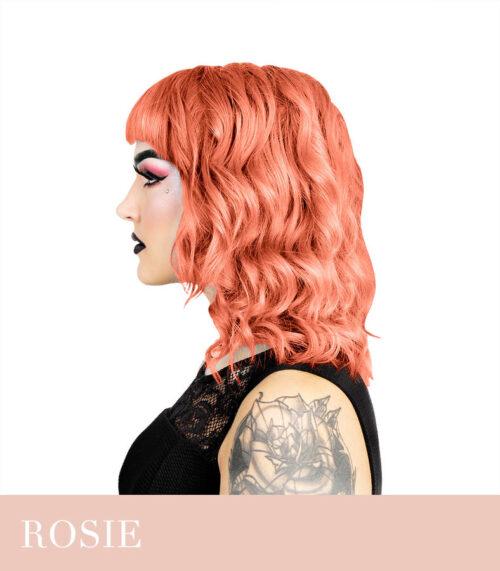 maasika-blond juuksevärv
