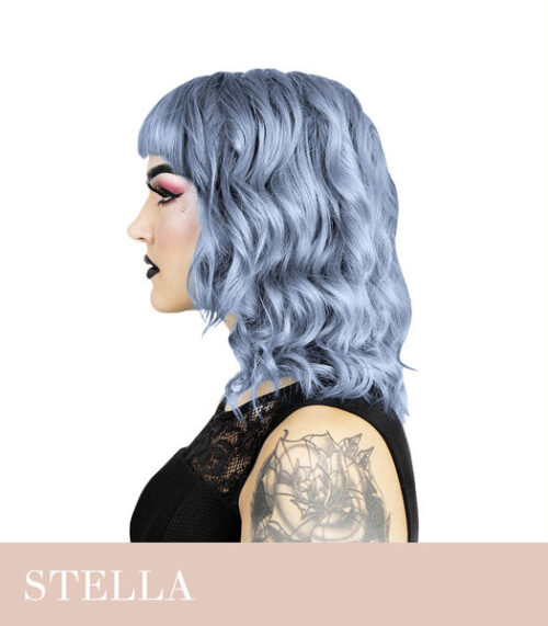 sinakas-hall juuksevärv
