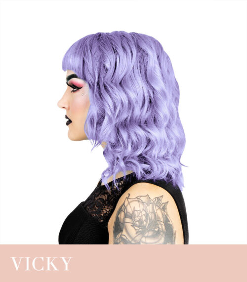 hele lilla juuksevärv