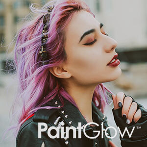 PaintGlow Rebellious juuksevärvid